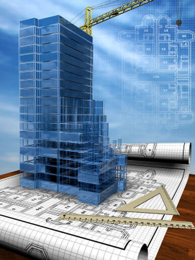 fire engineering strategy plans for high-rise tower