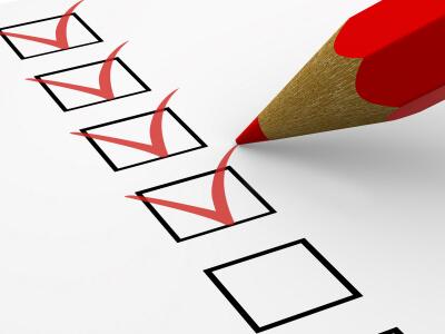 sprinkler servicing checklist