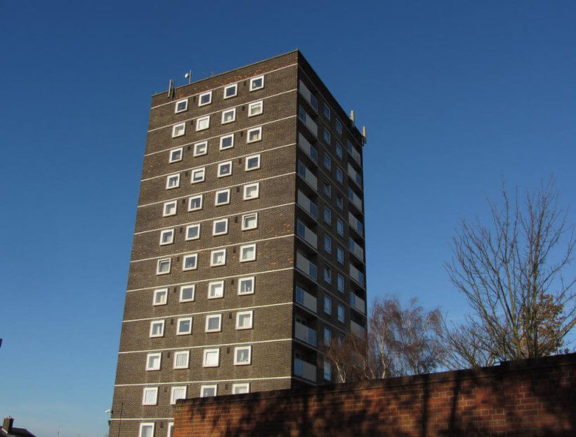 Fire Sprinklers Retrofit in Tower Block Case Study