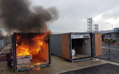 Derbyshire Fire & Rescue Demonstration