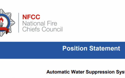 National Fire Chiefs Council Issue Positions Statement